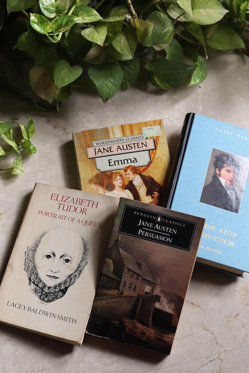 The essence of Jane Austen's writing transports me to an unknown England. Living in modern England, gives food to my imagination picturing some of these stories in the current landscape.