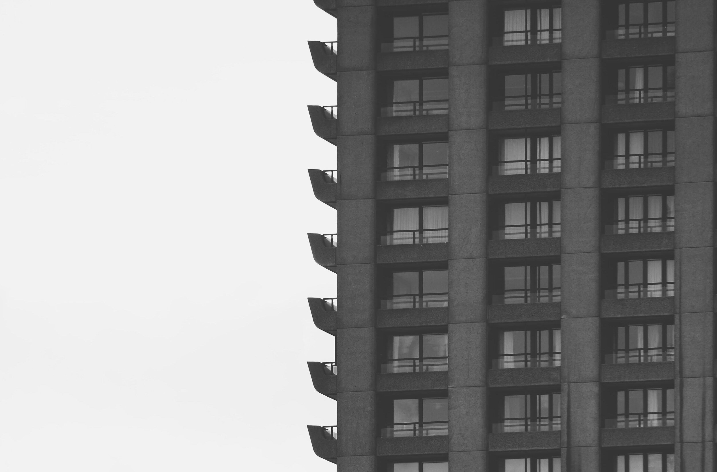 Barbican, London from THE WEST issue. Launching in November 2019.