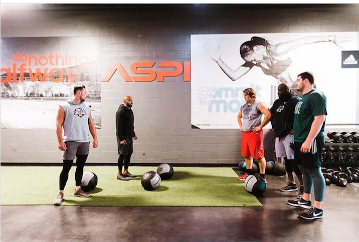 ASPI, Tampa, FL - Nyheim Hines, RB (Fastest RB in the 2018 Combine)Carlos Hyde, RBSammy Watkins, WRDarius Slay, DBNelson Agholor, WR