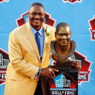 Derrick Brooks - Executive Advisor   Mr. Brooks is our Executive Advisor and oversees the performance and progress of GSA. In being a member of the NFL Hall of Fame as well as a former NFL Man of the Year, Mr. Brooks ensures that both on and off field success for our clients is not a goal, it's the standard.