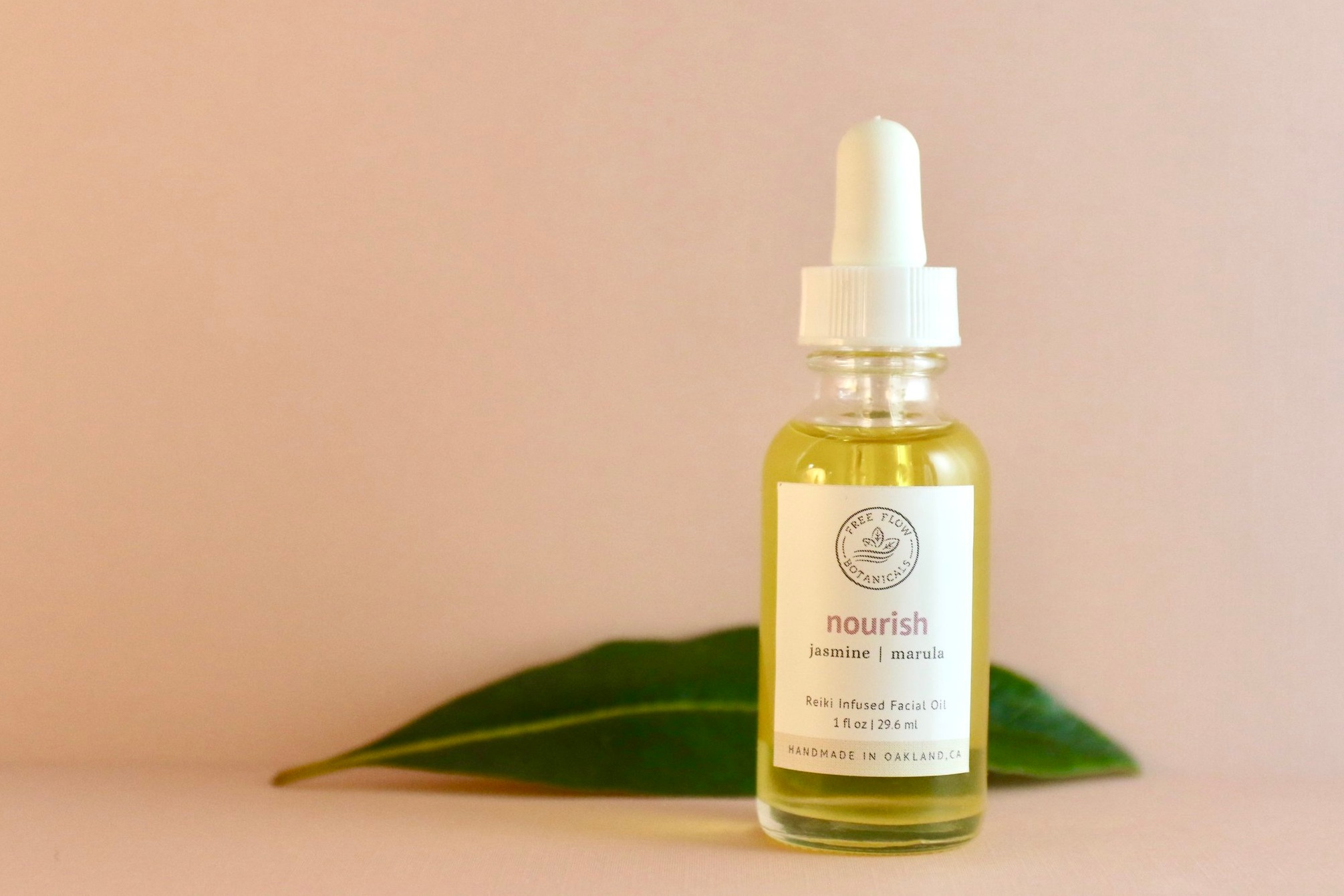 Nourish Facial Oil - from $26