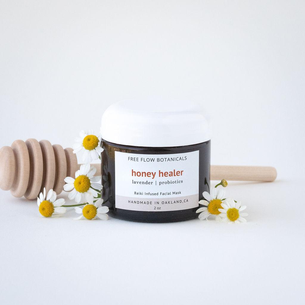 Honey Healer Facial Mask - $20