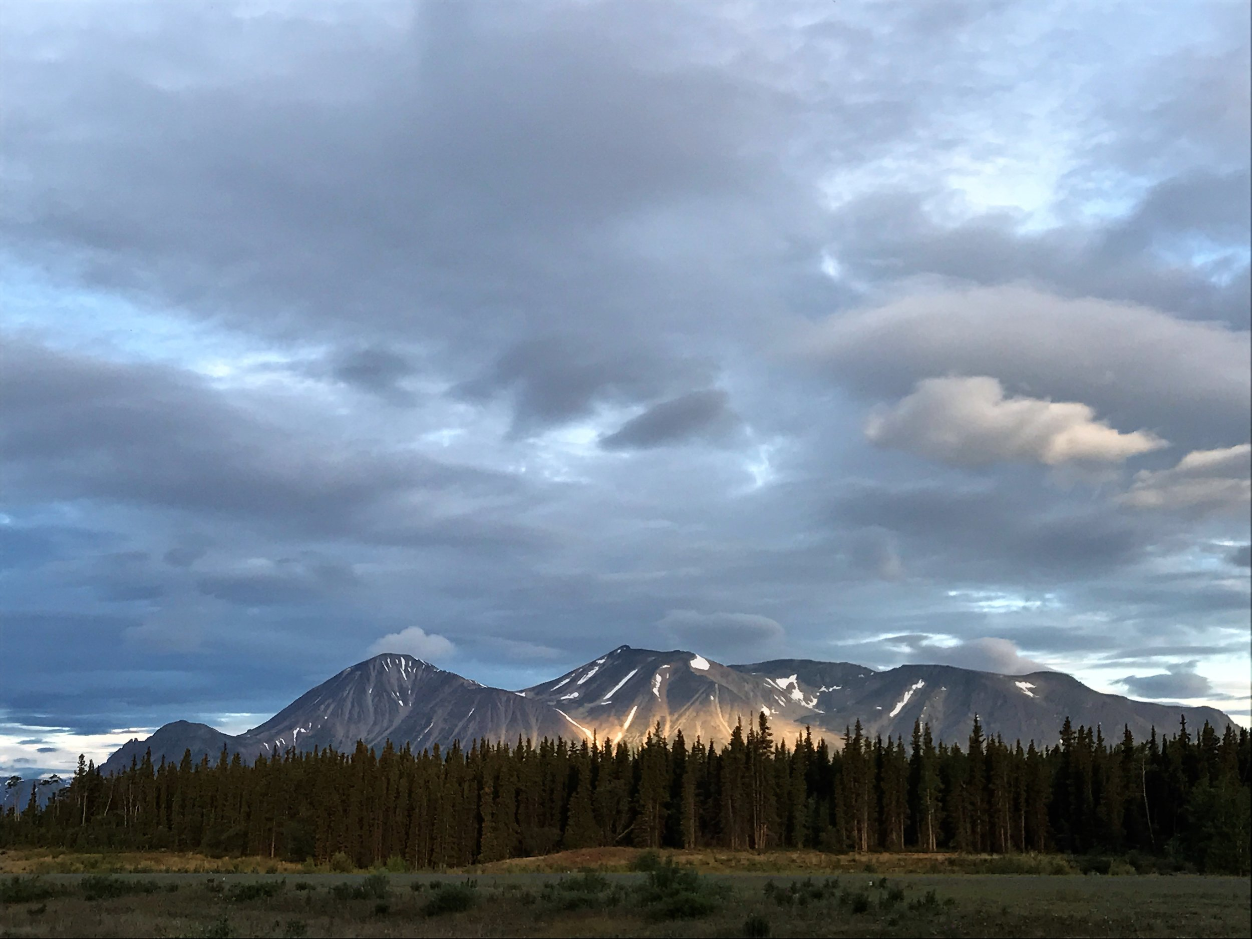 Atlin at Dusk