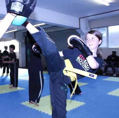 south harrow martial arts