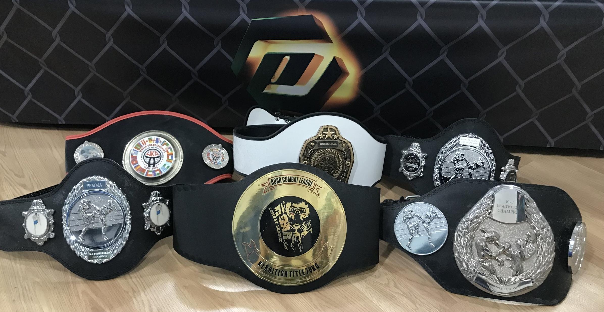 Our elite team have won prestigious kickboxing titles & countless tournaments