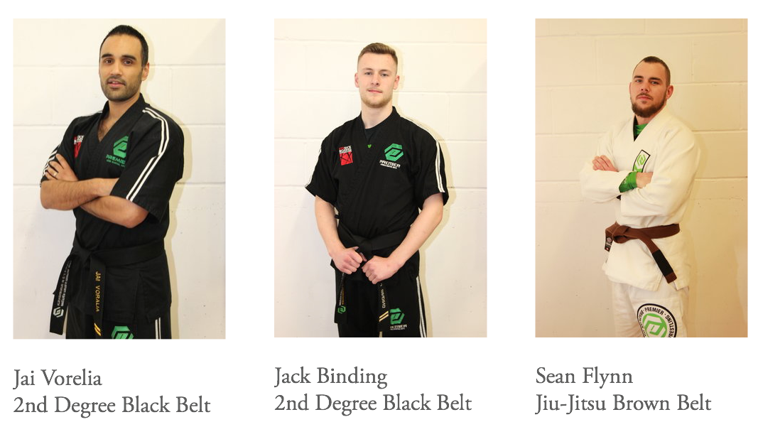 premier kickboxing team