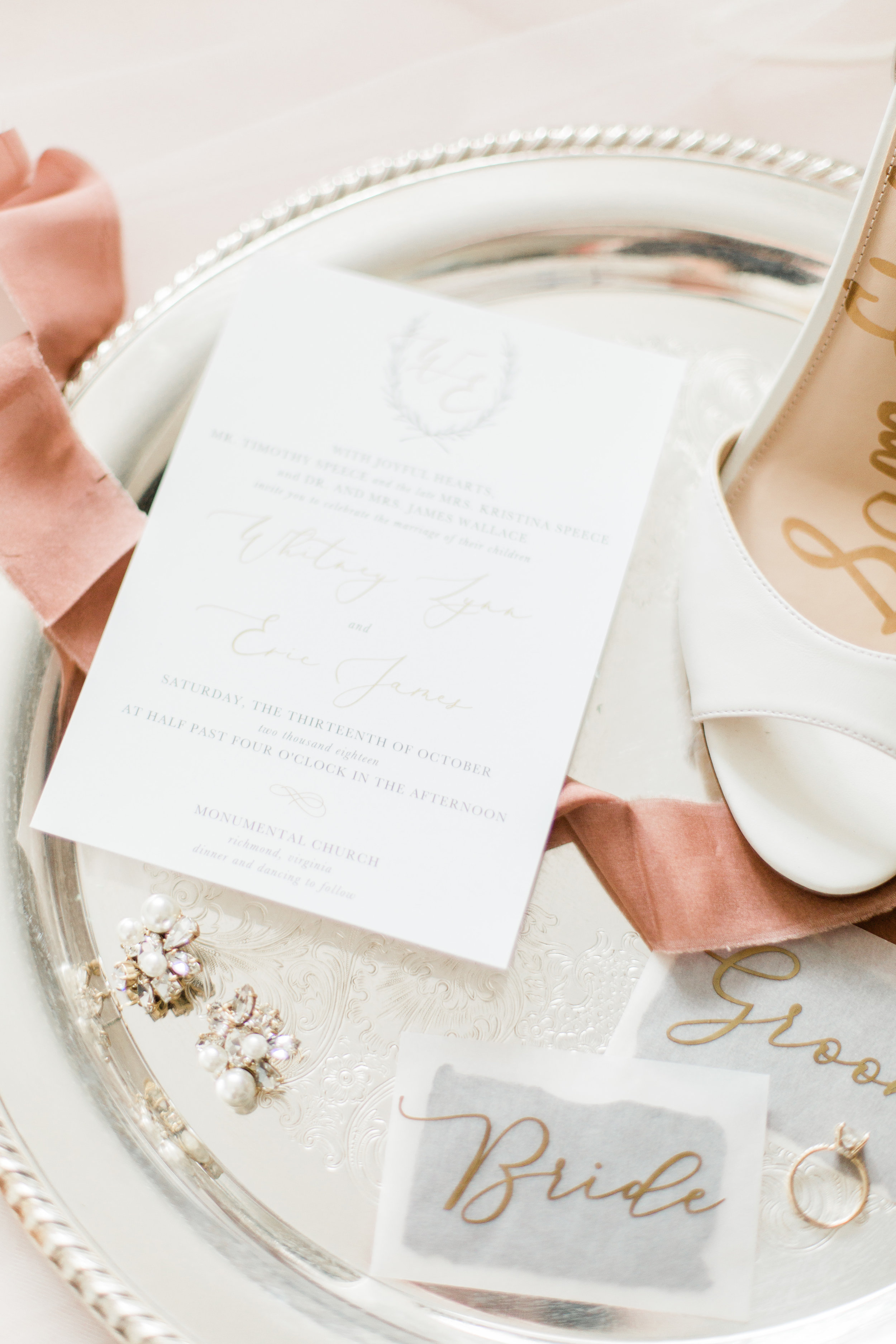 Photo: Verlee Bishop Weddings