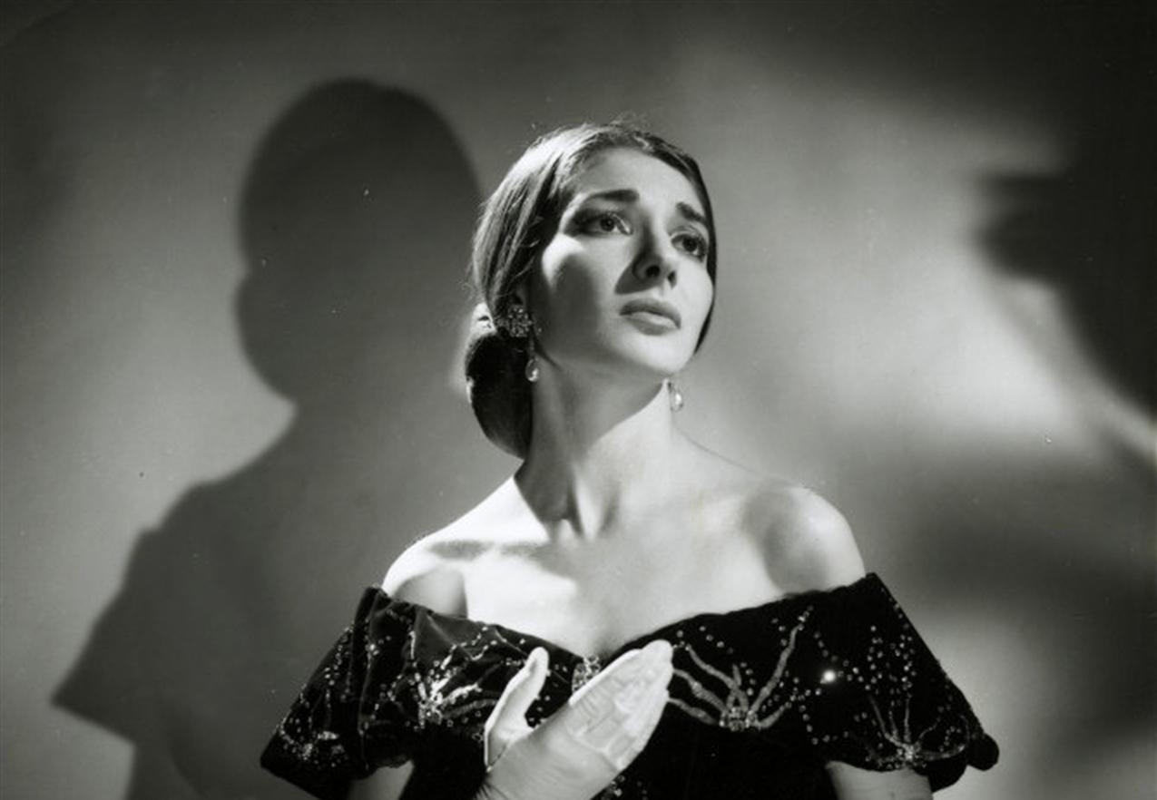 CALLAS 1958