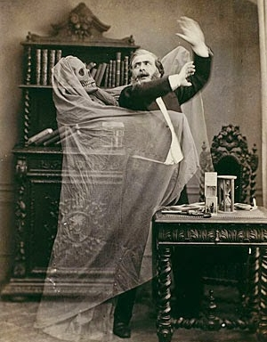 VICTORIAN SCOTS LOVED A GHOST