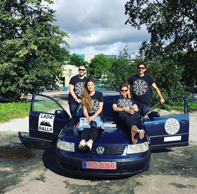 4th place – Hot Garbage - Tom, Beth, Liam, Joe