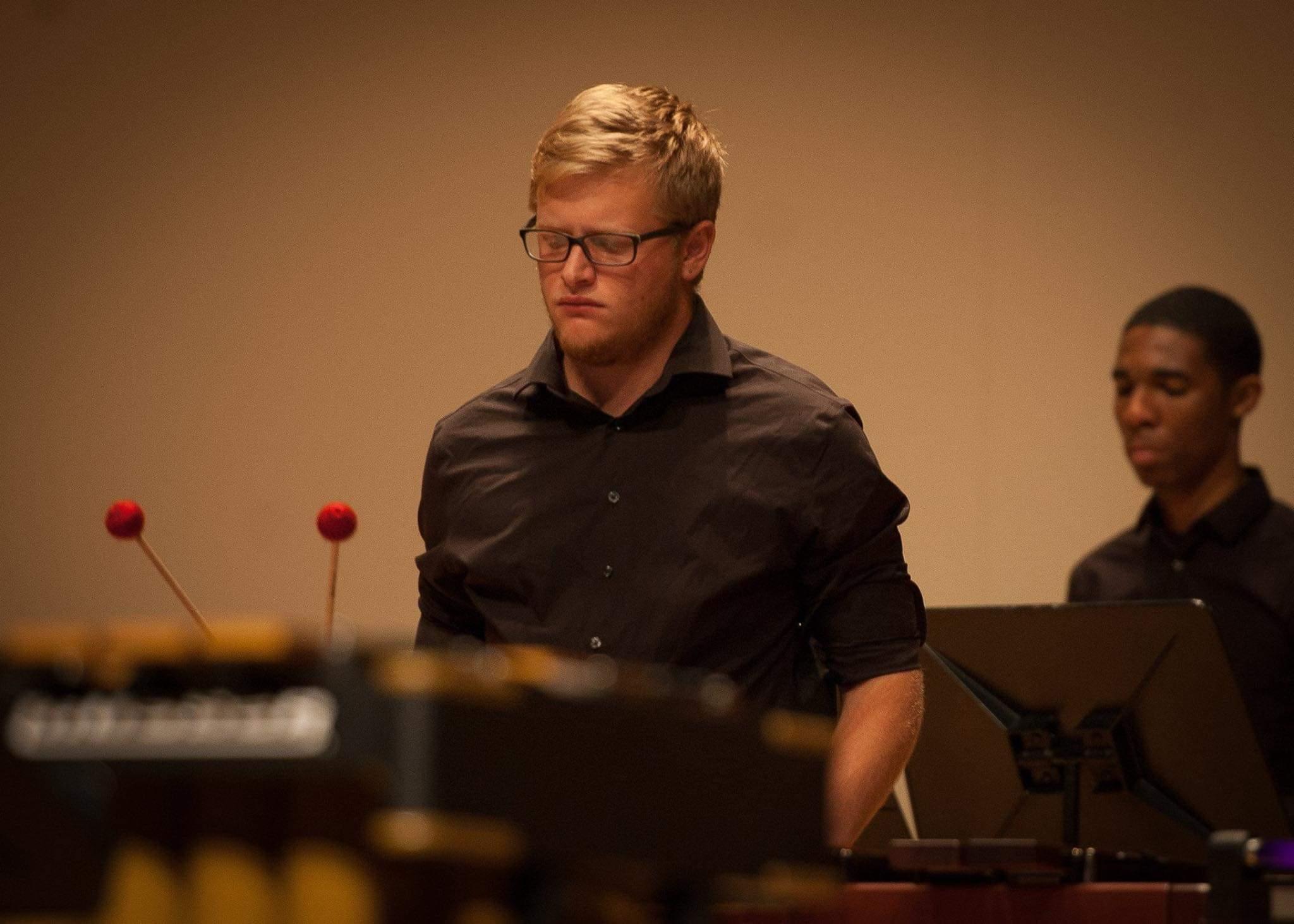 Andrew Creech - Front Ensemble