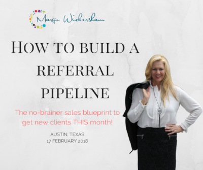 Learn how to create a referral pipeline