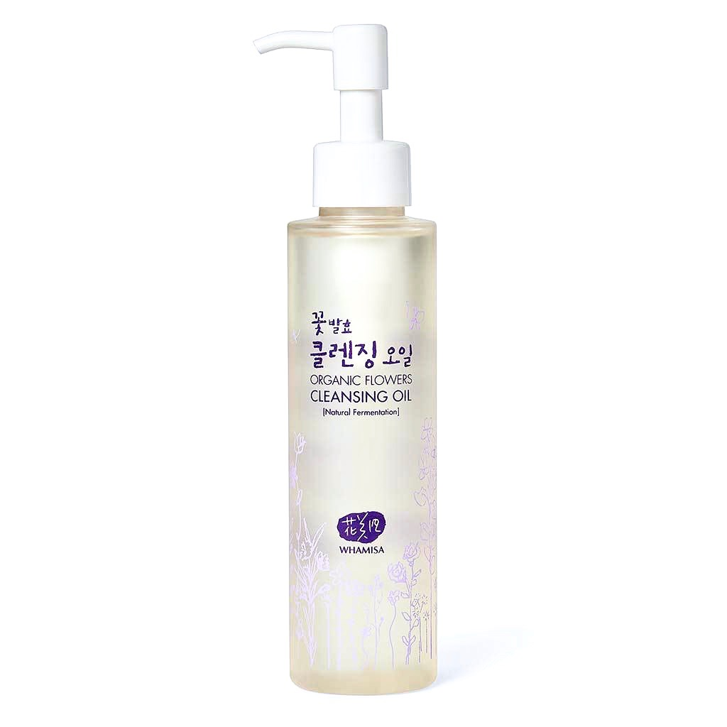 WHAMISA    Organic Flowers Cleansing Oil  £27.50