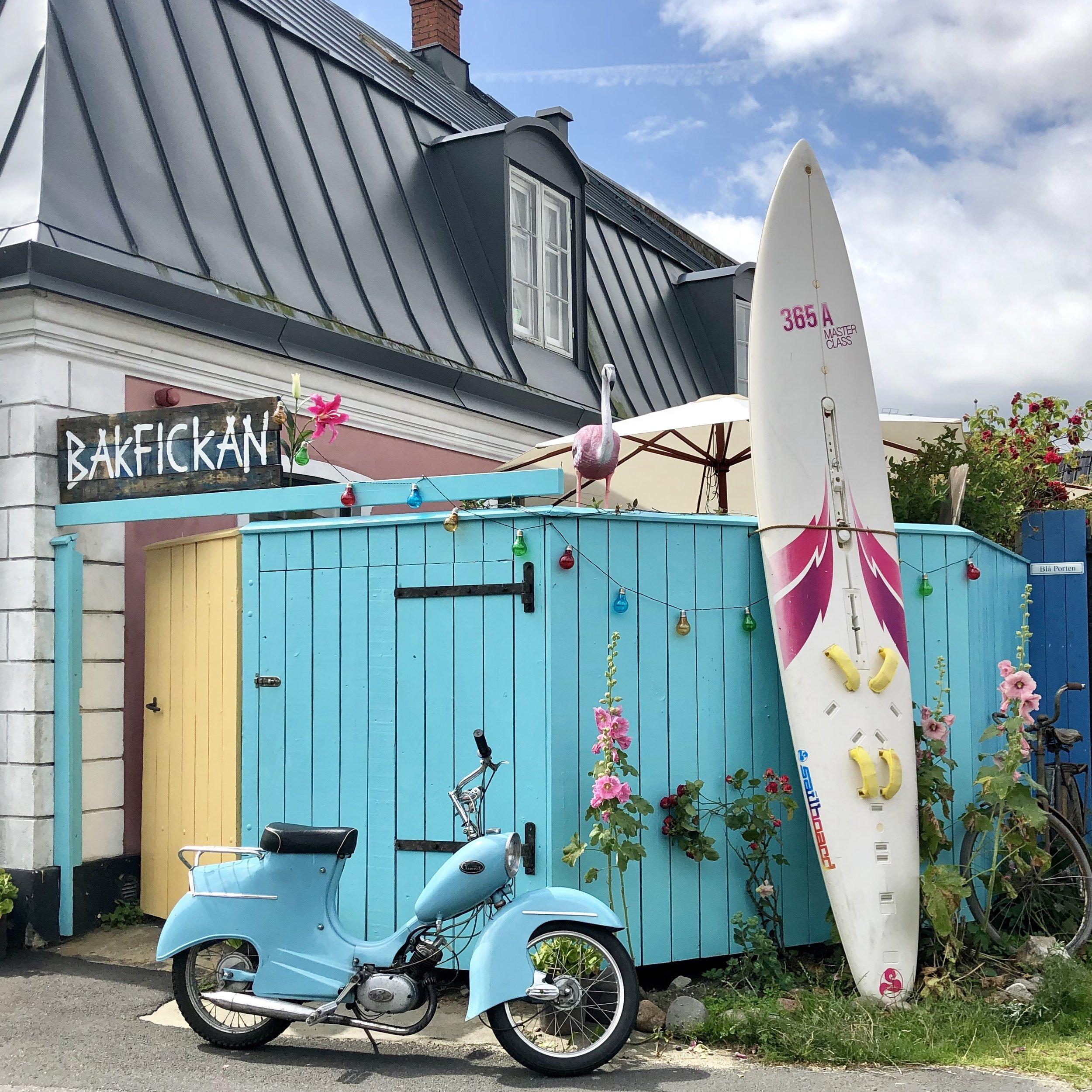 Hörnan På Brantevik - bed & breakfast | café | vinbar | butik
