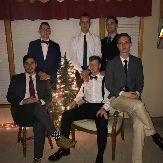 "Luke 15:23 - ""Let us celebrate with a feast because Scott Frost was dead, and has come to life again, he was lost, and has been found"" #WelcomeHomeCoach #WinterFormal"