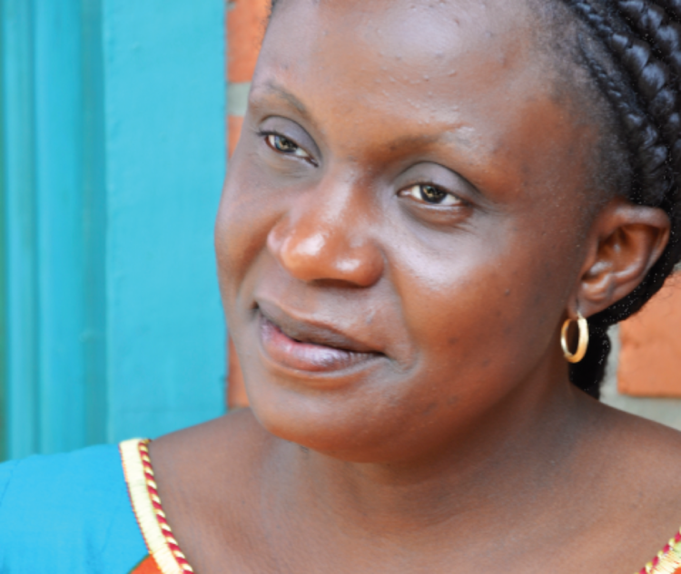 Congolese surgeon and activist Monique Kapamba Yangoy. (Photo courtesy of Christine Anderson)