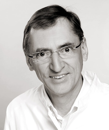 DR. MED. FRANZ SCHREINER   Ärztlicher Direktor der Kliniken Am Goldenen Steig gGmbH