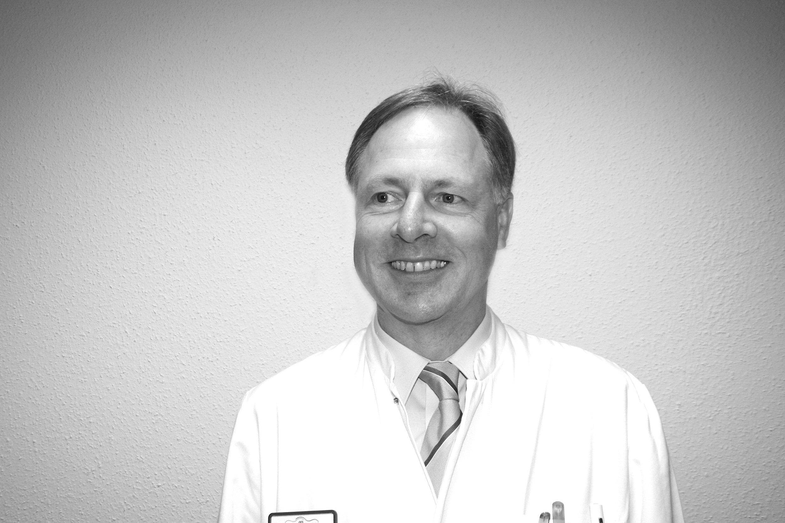 DR. MED. HANS-ULRICH KRÜGER   Chefarzt Fachabteilung Innere Medizin/Onkologie, KLINIK BAVARIA Freyung