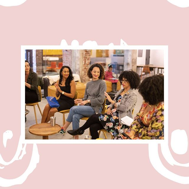 Damn it feels good to be a woman. Had a blast at our #whmphilly event in conjunction with @wework @delilahandco and @forbestheculture. — Special thanks to our sponsors @bumble / @ringthealam + @hennessyus. — Here's to more spaces and places for women to thrive! — 📷 @dvvinci