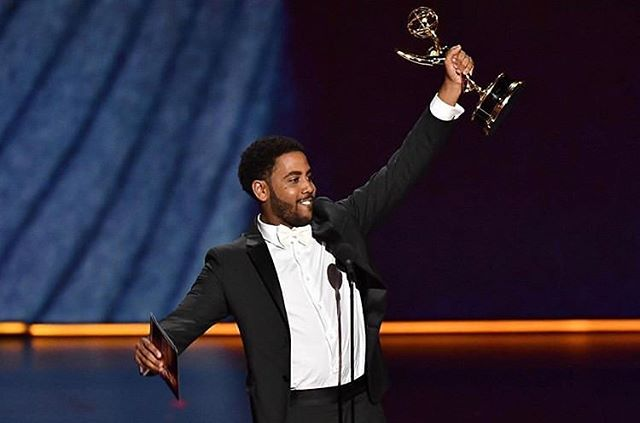 "〰️ ""I feel like I should just be in the Bronx right now, chilling, waiting for my mom's cooking, but I'm here."" - @jharreljerome — FIRST Afro-Latino and youngest to win in his category. So well deserved! #coolshitfortheculture"