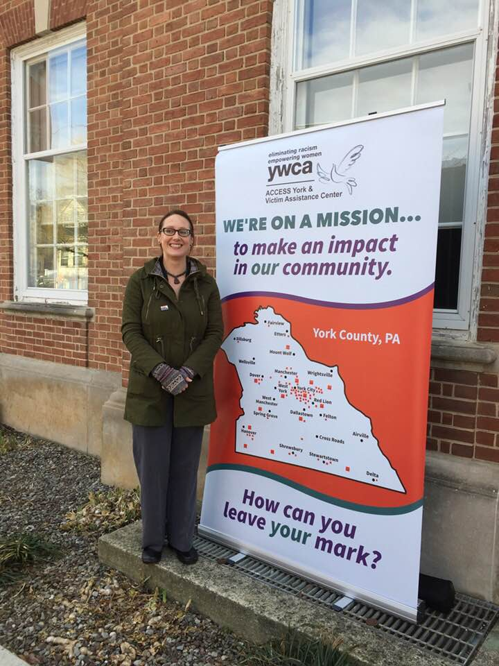 1/29/18 York, PARed Sand Project - An interactive and social media driven national campaign, held by ACCESS York. Sparrow Place was proud to participate!