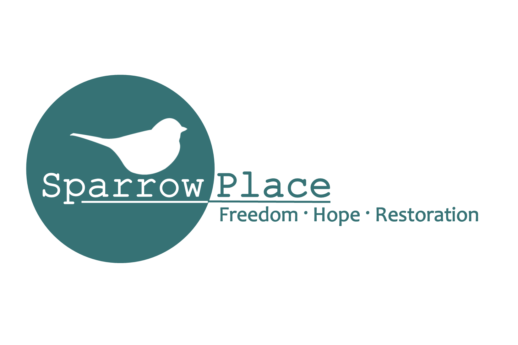 Shout Out! - Thank you, Ben Williamson, college student and all around amazing guy, for the design of our logo. We LOVE it!Sparrow Place is a non-profit based on volunteerism and you are a perfect example of a community member joining us to offer their talent and abilities to help move this vision forward.Who's next to jump in? If you believe in our goal to help survivors walk a restorative path to freedom, reach out and contact us!