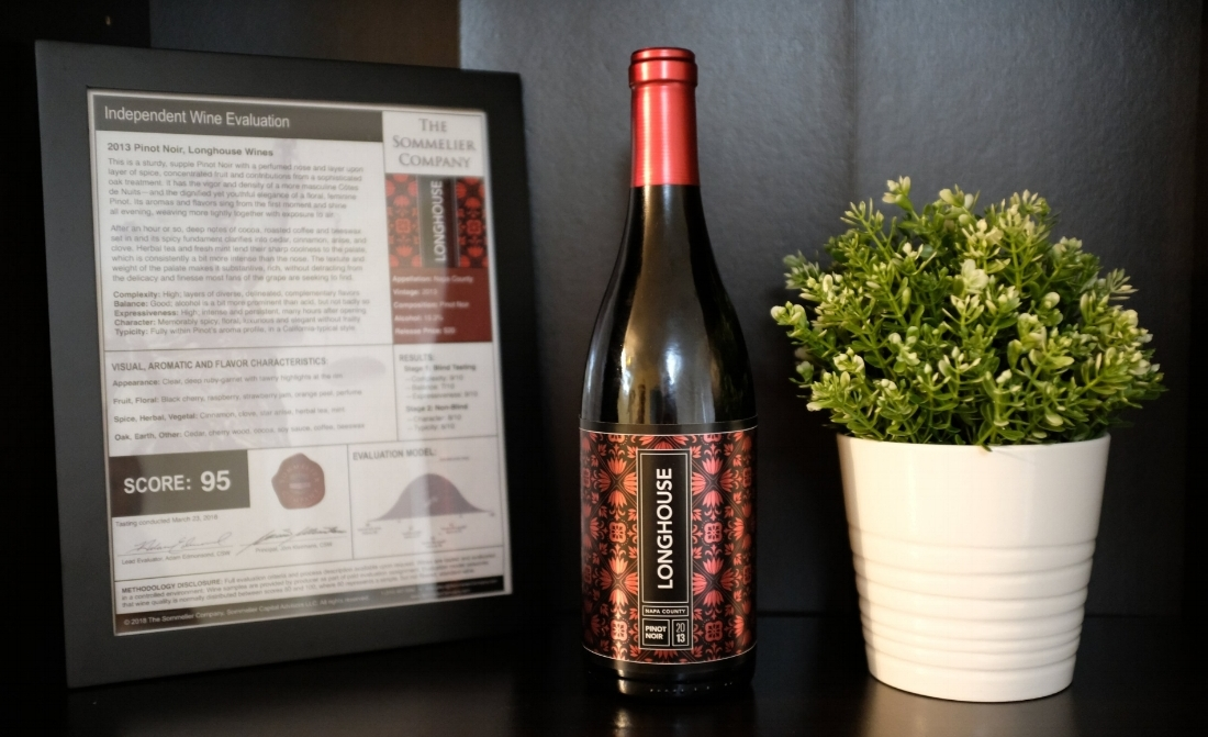 longhouse wines