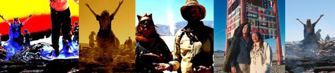Burning Man (Black Rock City, NV) — Artists for World Peace
