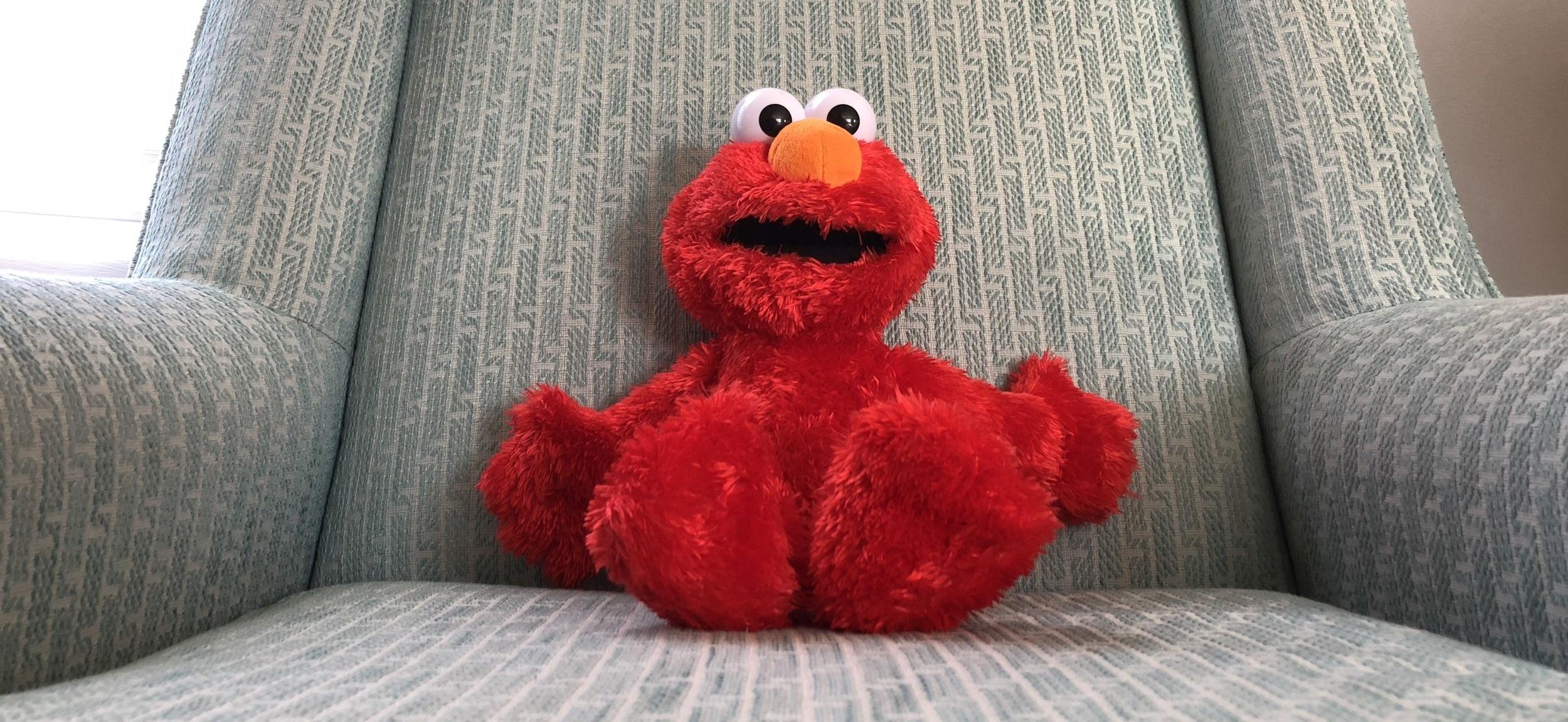 Tickle Me Elmo | The Talking Elmo Doll That Won't Stop