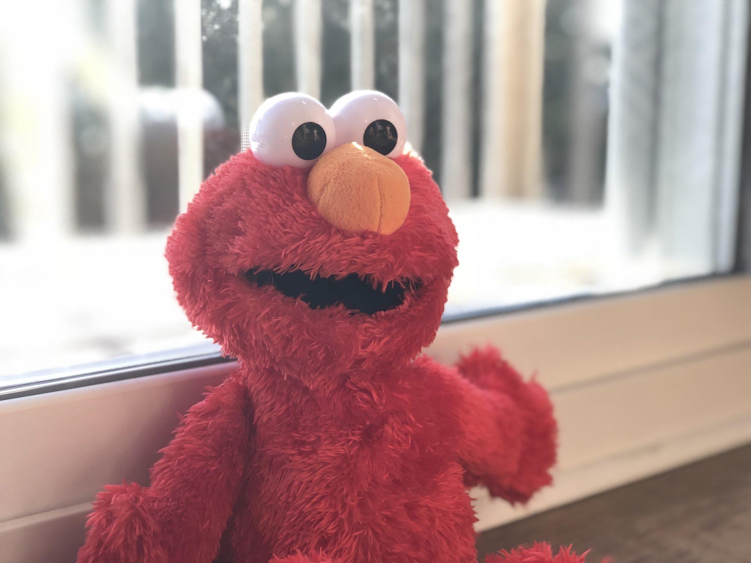 Tickle Me Elmo Doll