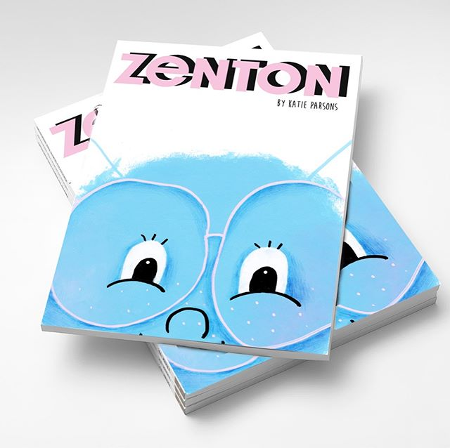 'Zenton' is a children's activity book by the author and illustrator @kmpillustration. The book is aimed at children between the ages of 2 and 6 and has a focus on helping children to creatively understand and express their feelings. Katie is currently doing a kickstarter campaign and is hoping to raise £500 to cover the printing costs of the book. For just £15 you can get a copy of the book - shipped free within the UK! Follow @kmpillustration for more updates and information! Kickstarter link in our bio! #kickstarter #activitybook #linkinbio
