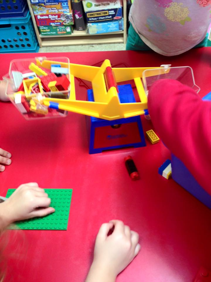 STEAM Learning at Bright Start Early Learning Center