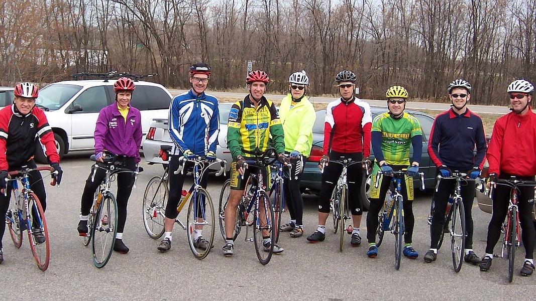 2003 - John Dahl's group ride; 2003-11-20