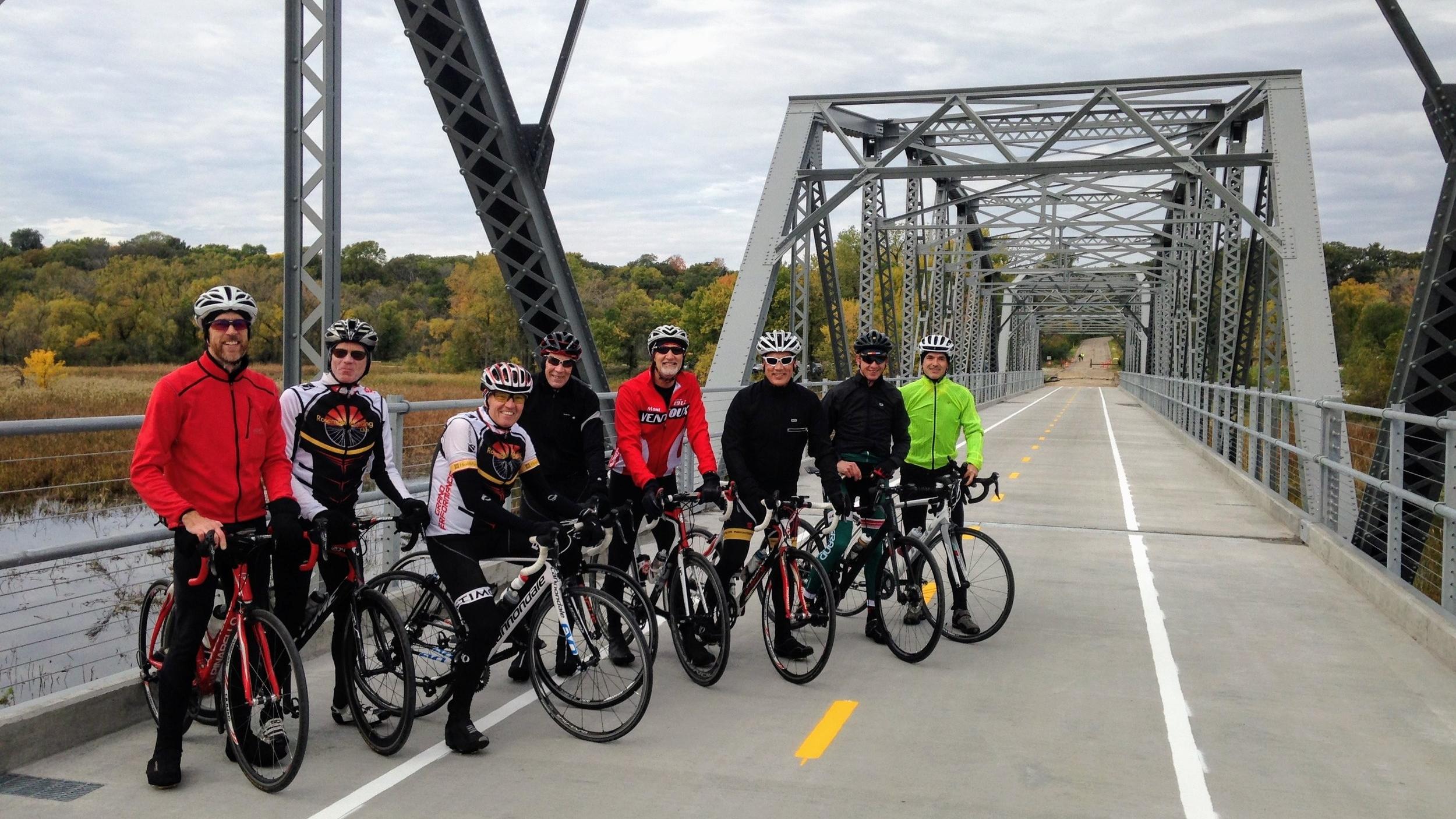 2016 - Old Cedar Avenue Bridge, Bloomington MN; 2016-10-08