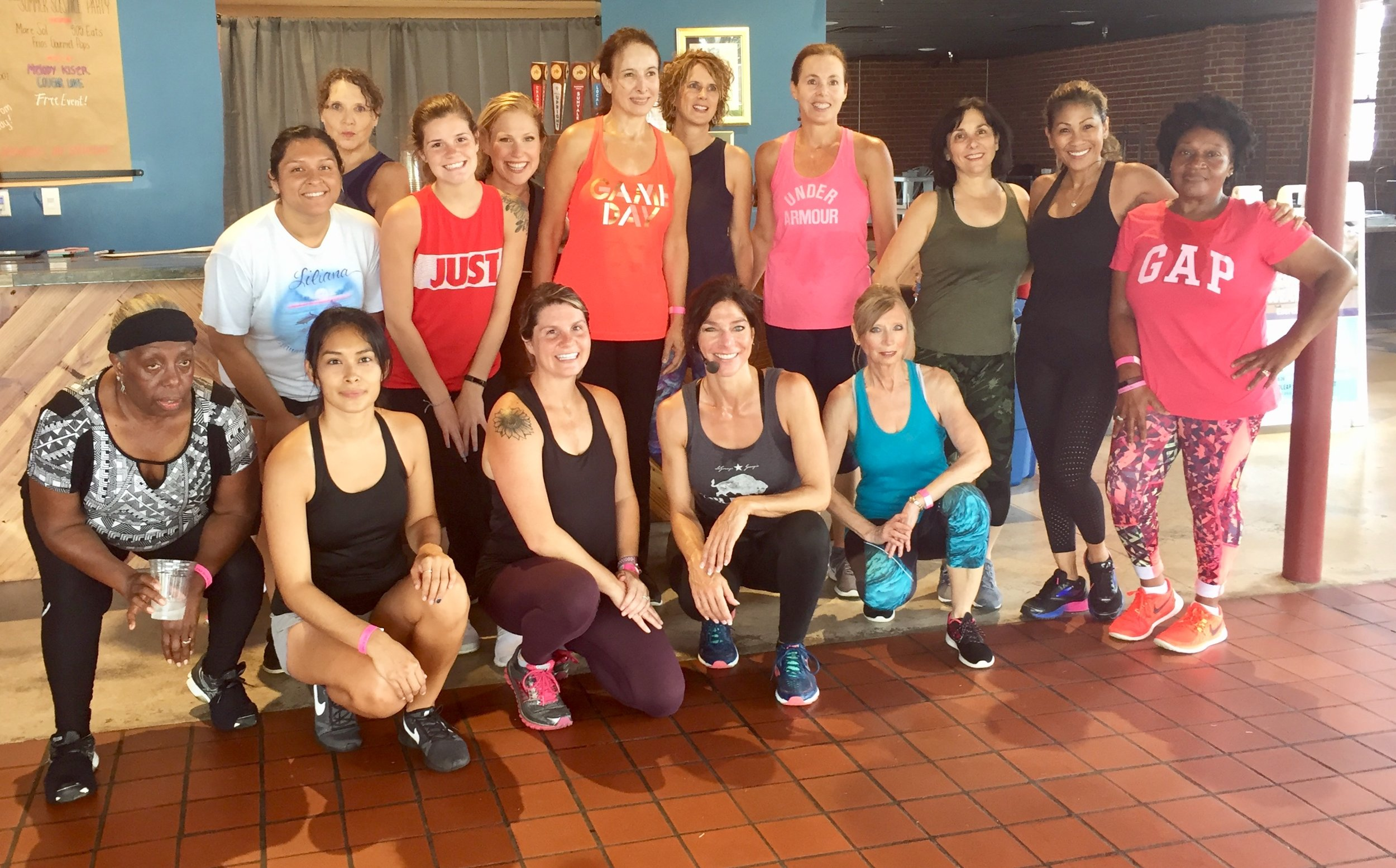 Thank you for joining us for Cardio Dance Fitness on June 23rd! We came, we danced, we had a great time! So excited for Boot Camp on July 7th!