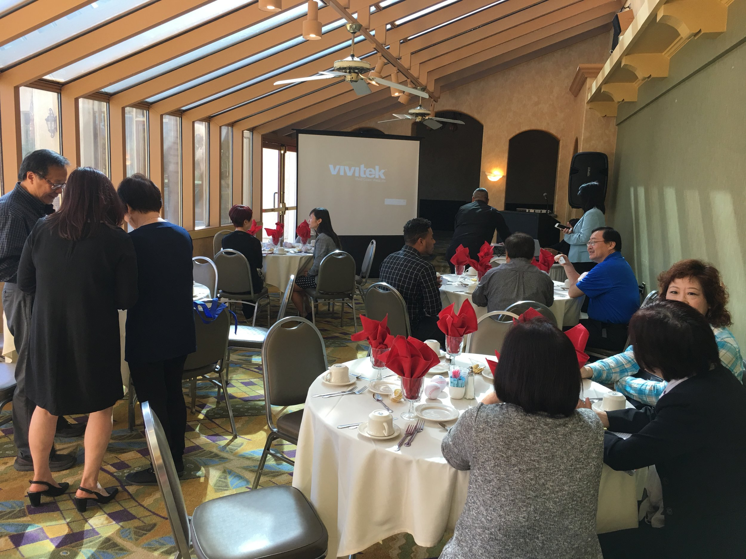 CST Lunch N Learn, February 2018