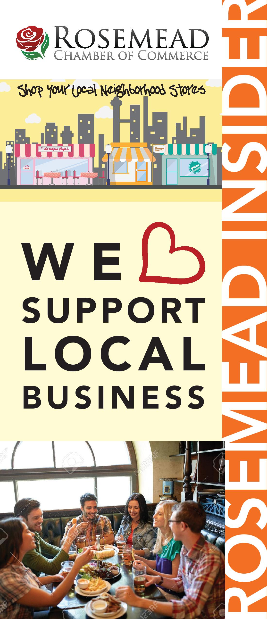 rosemead insider - Check out our coupon book with amazing deals where we aim to promote the local business as well as help the consumers save. Stop by our office to pick up your copies before the deals are gone!