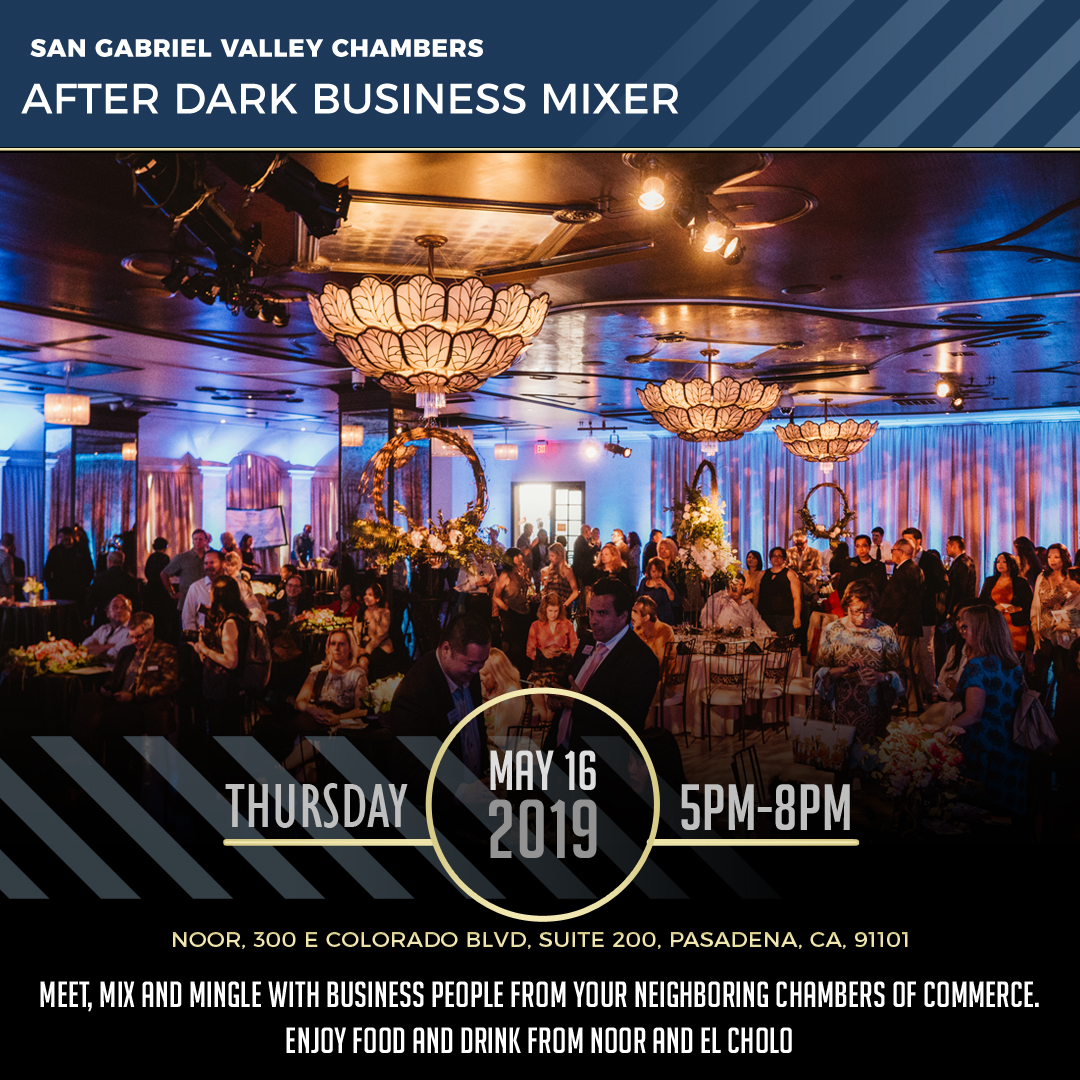 Upcoming Events — Rosemead Chamber of Commerce