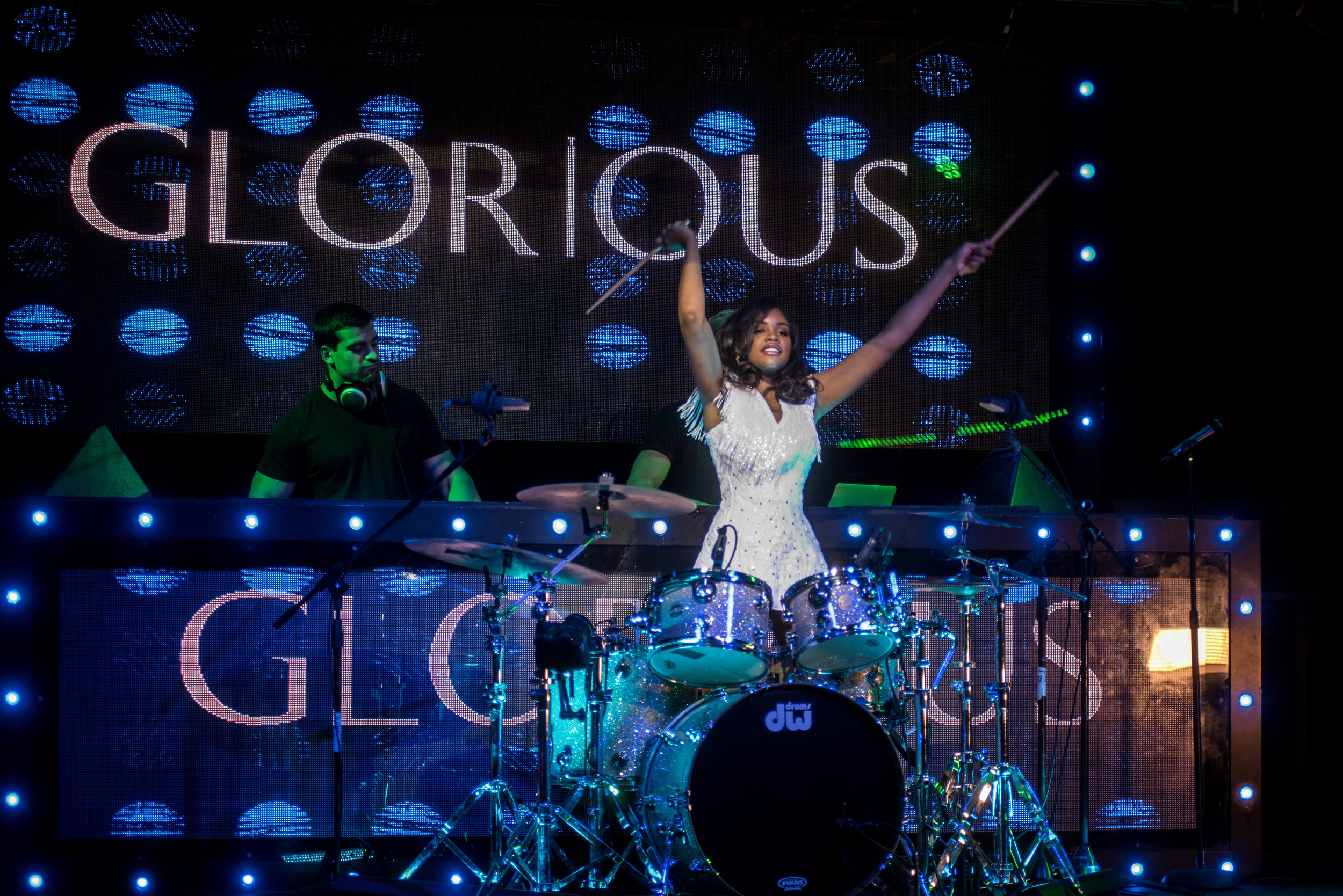 Glorious-Singer-Livetronica Drummer-Producer-Songwriter-Marquee-Nightclub-Video-New York-NY-44.jpg