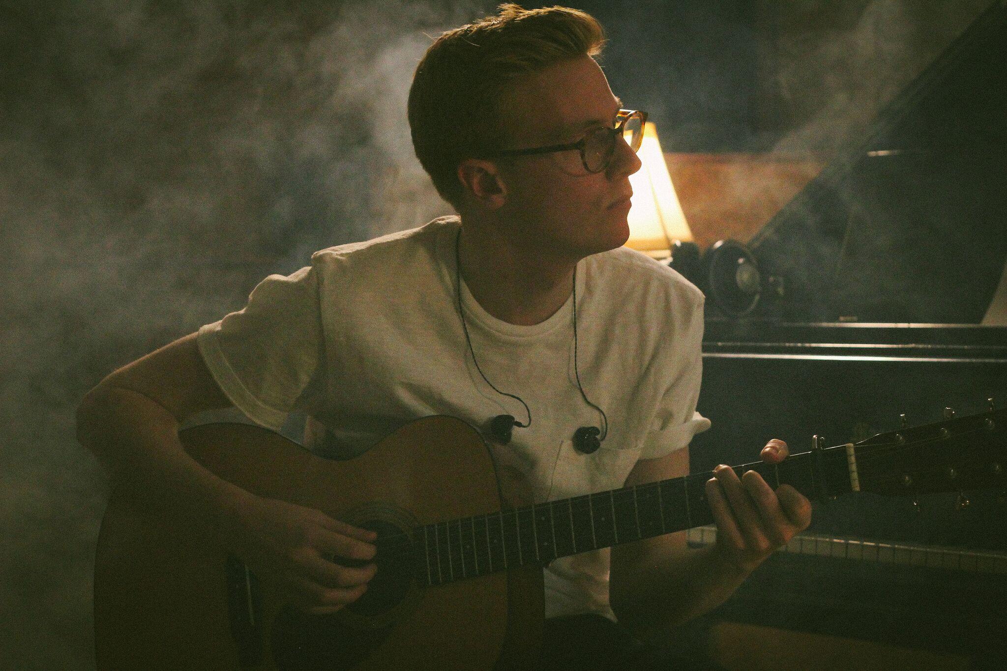 Tom Crouch Liminal music artist