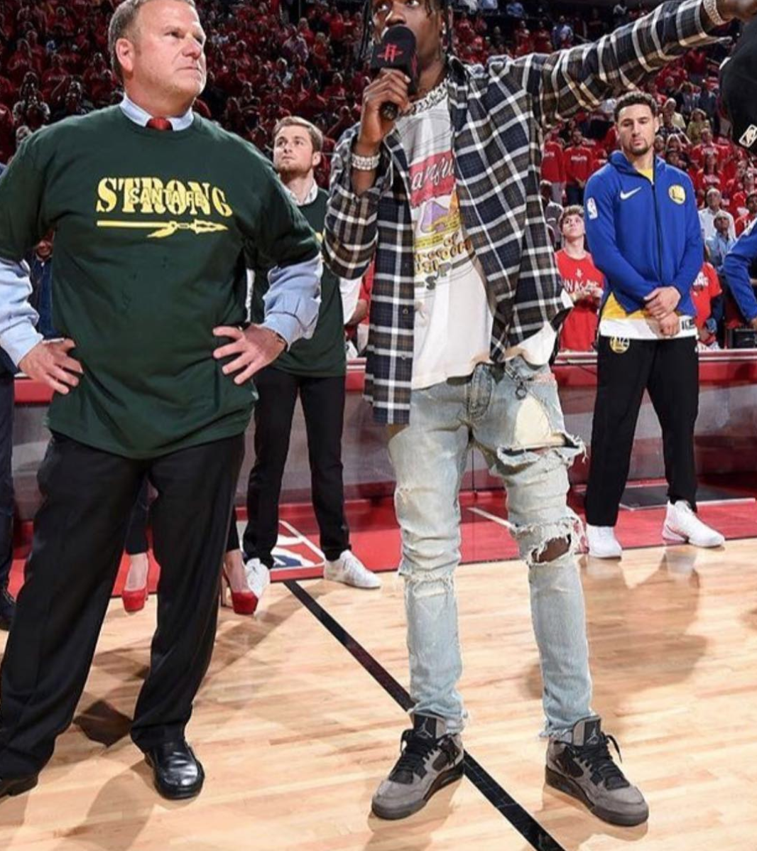 Travis Scott outfit