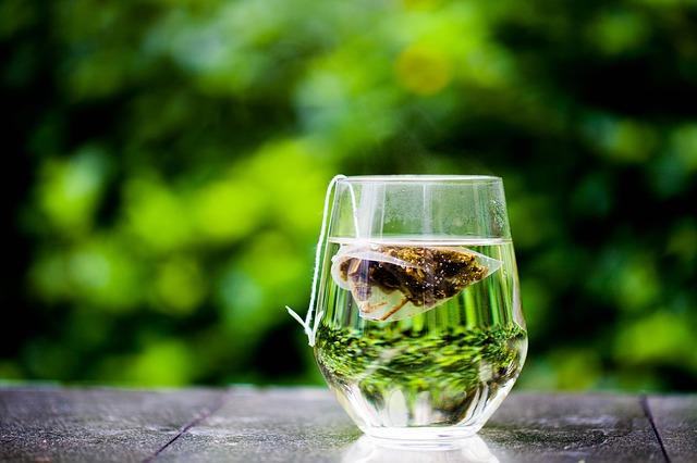 Green tea for skin health