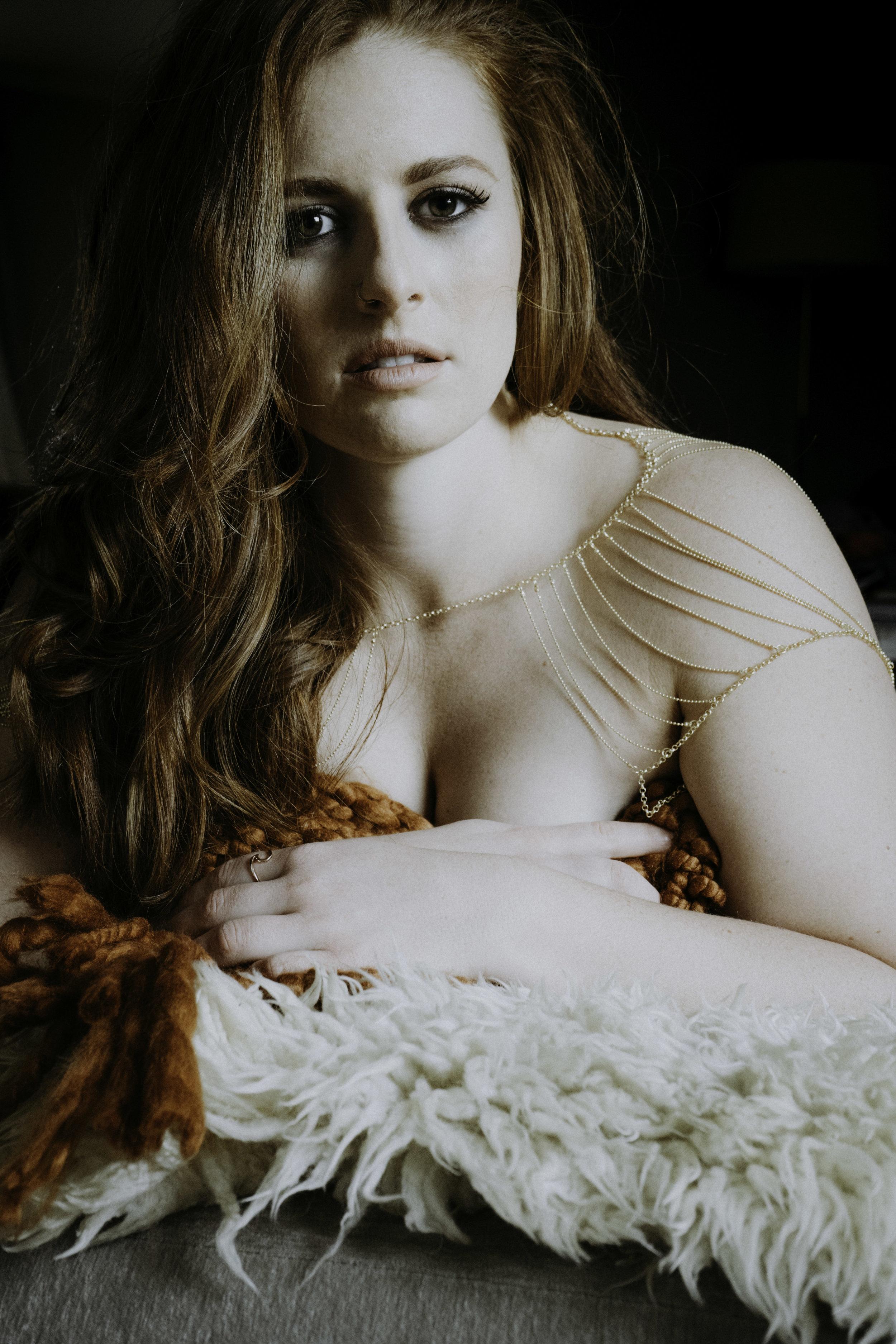 Oklahoma boudoir photography