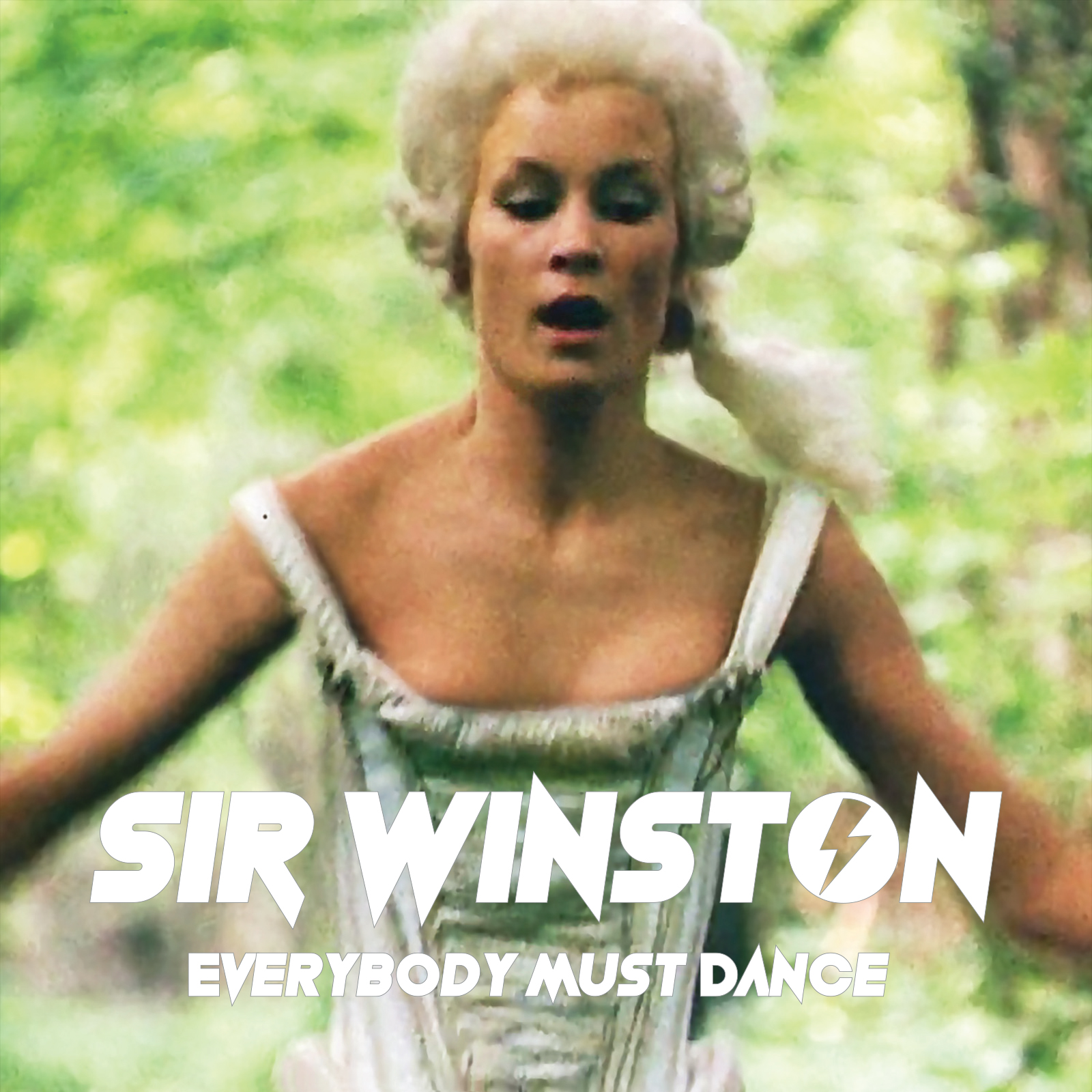 Sir Winston everybody must dance