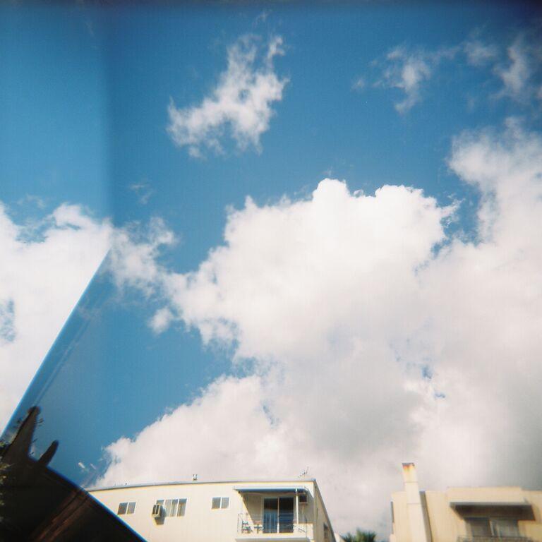 120 Film Shot on a Holga