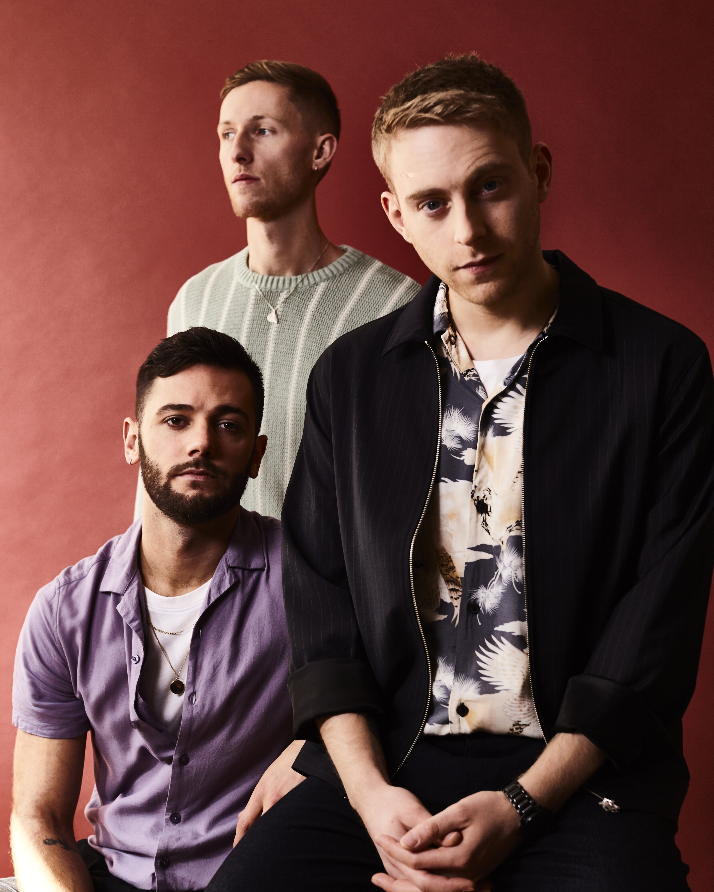 UK trio Flawes releases their debut album highlights