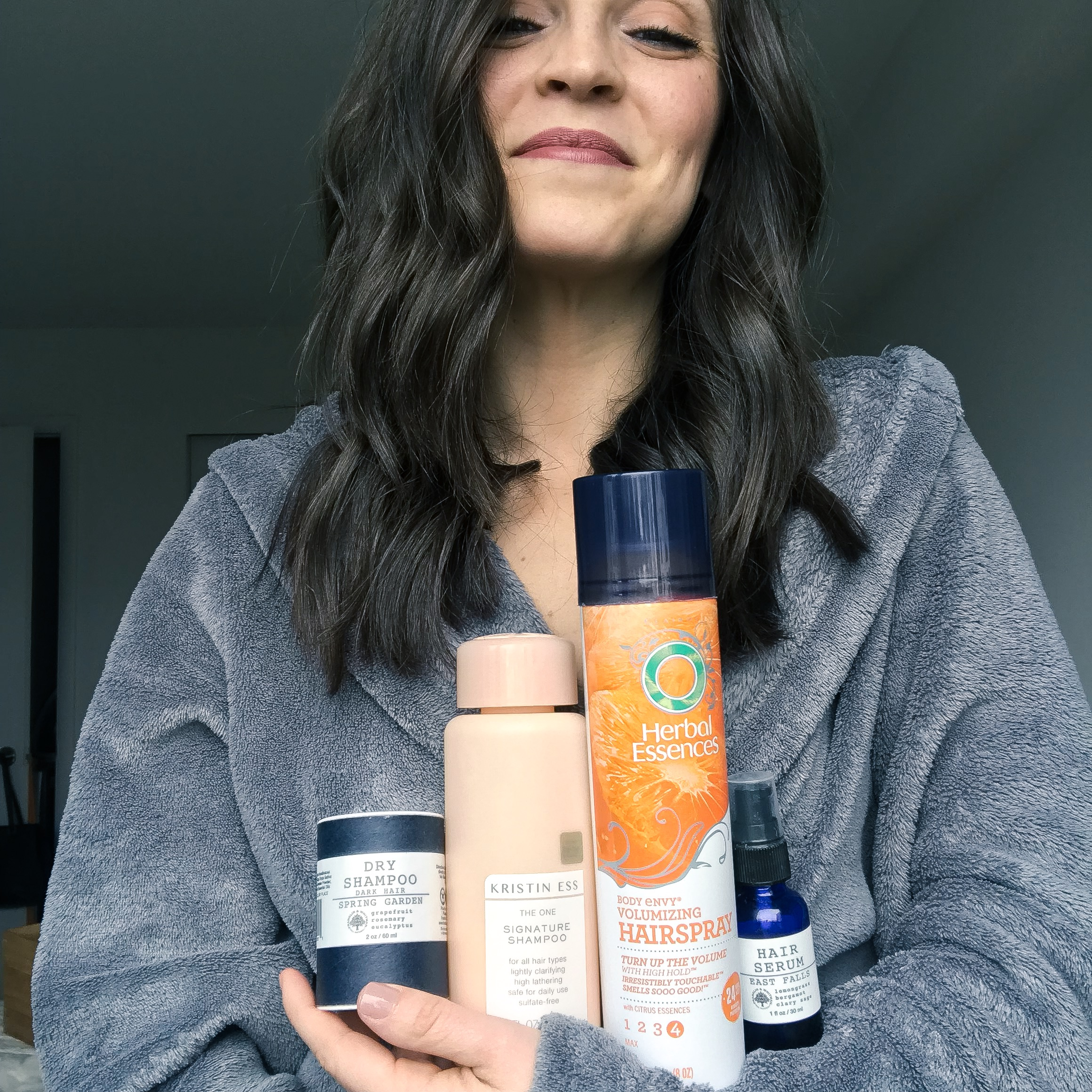 My Go-To Hair Products - The Life She Wanders
