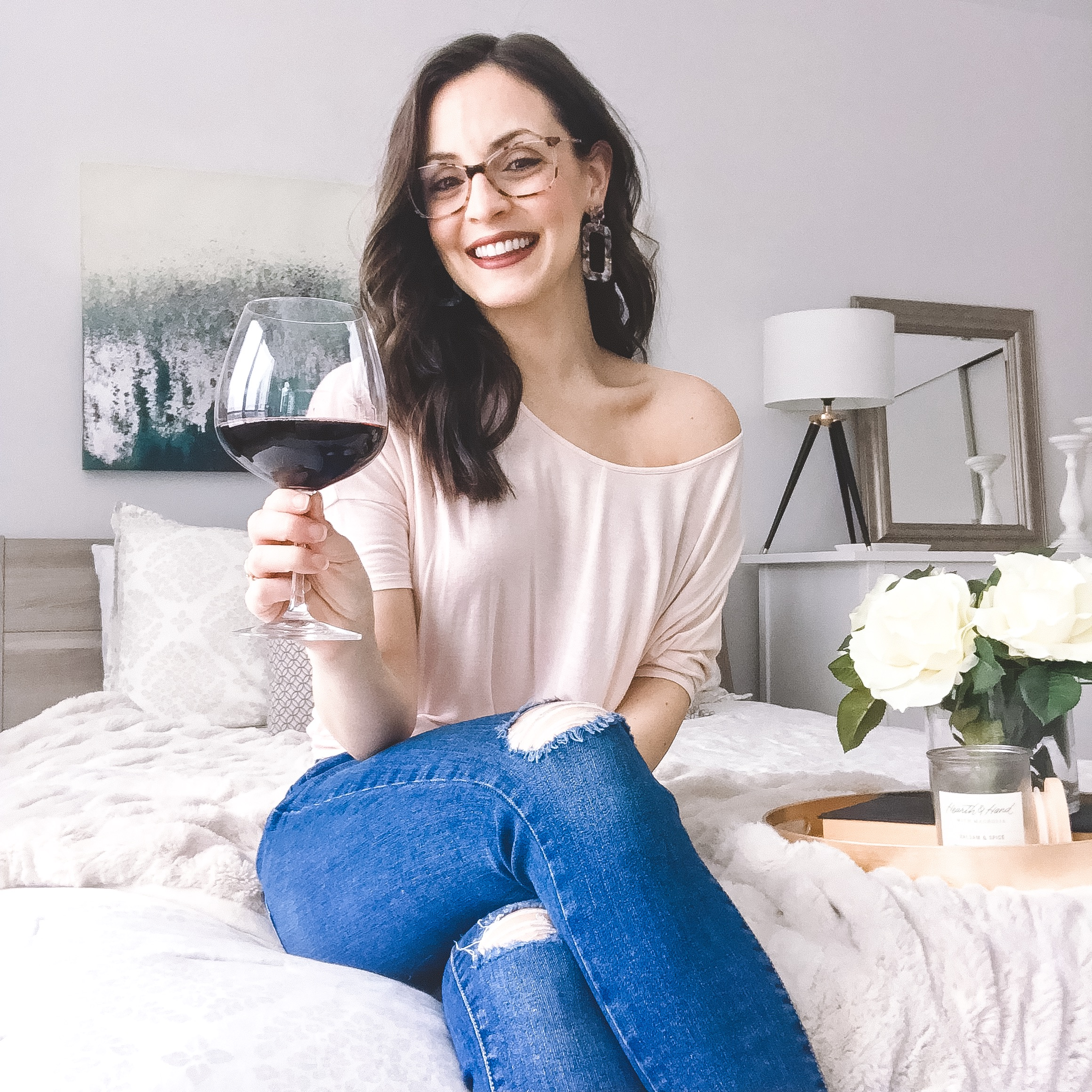 The Single Girl's Guide to Pampering Yourself for Valentine's Day -- The Life She Wanders