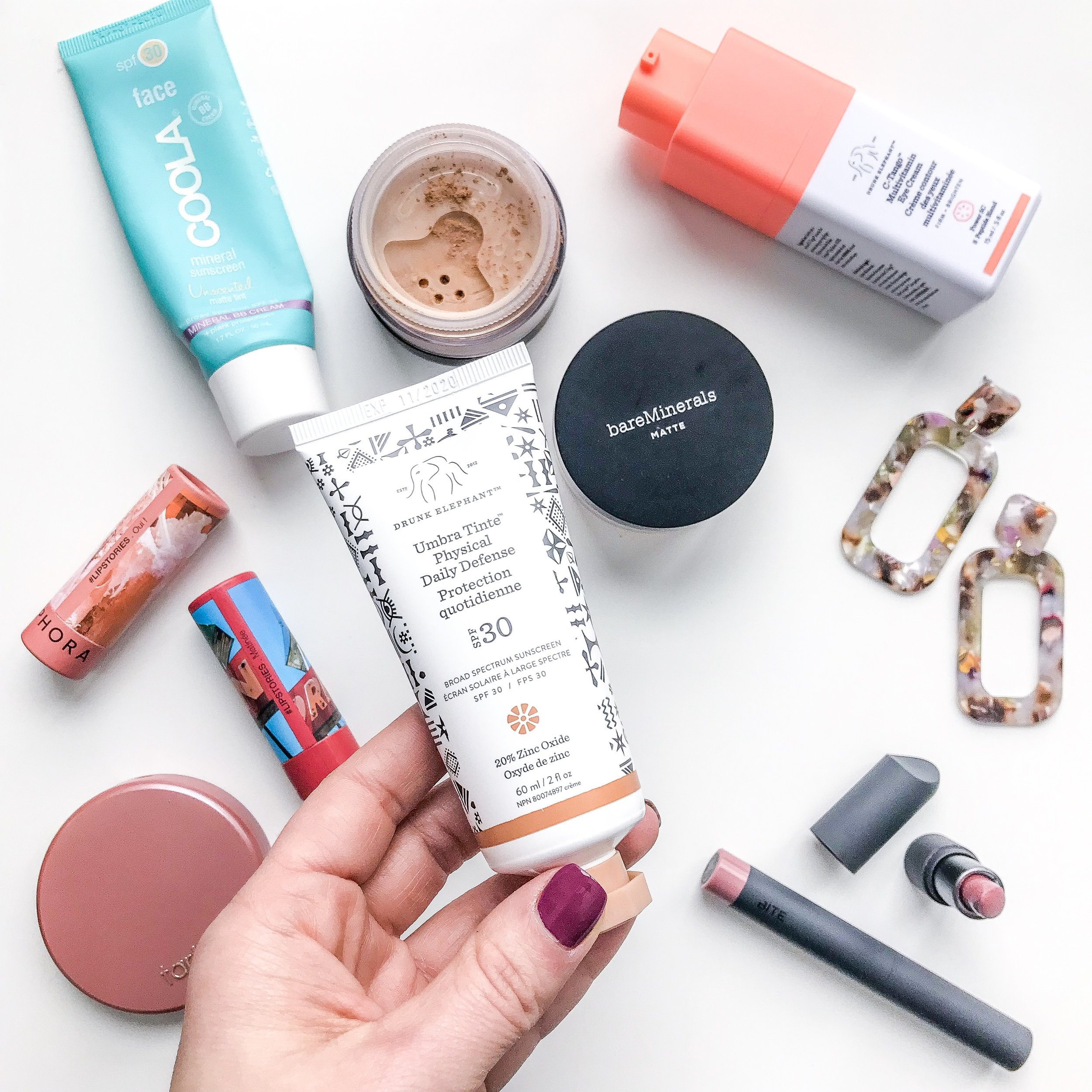 My Go-To Products from Sephora -- The Life She Wanders