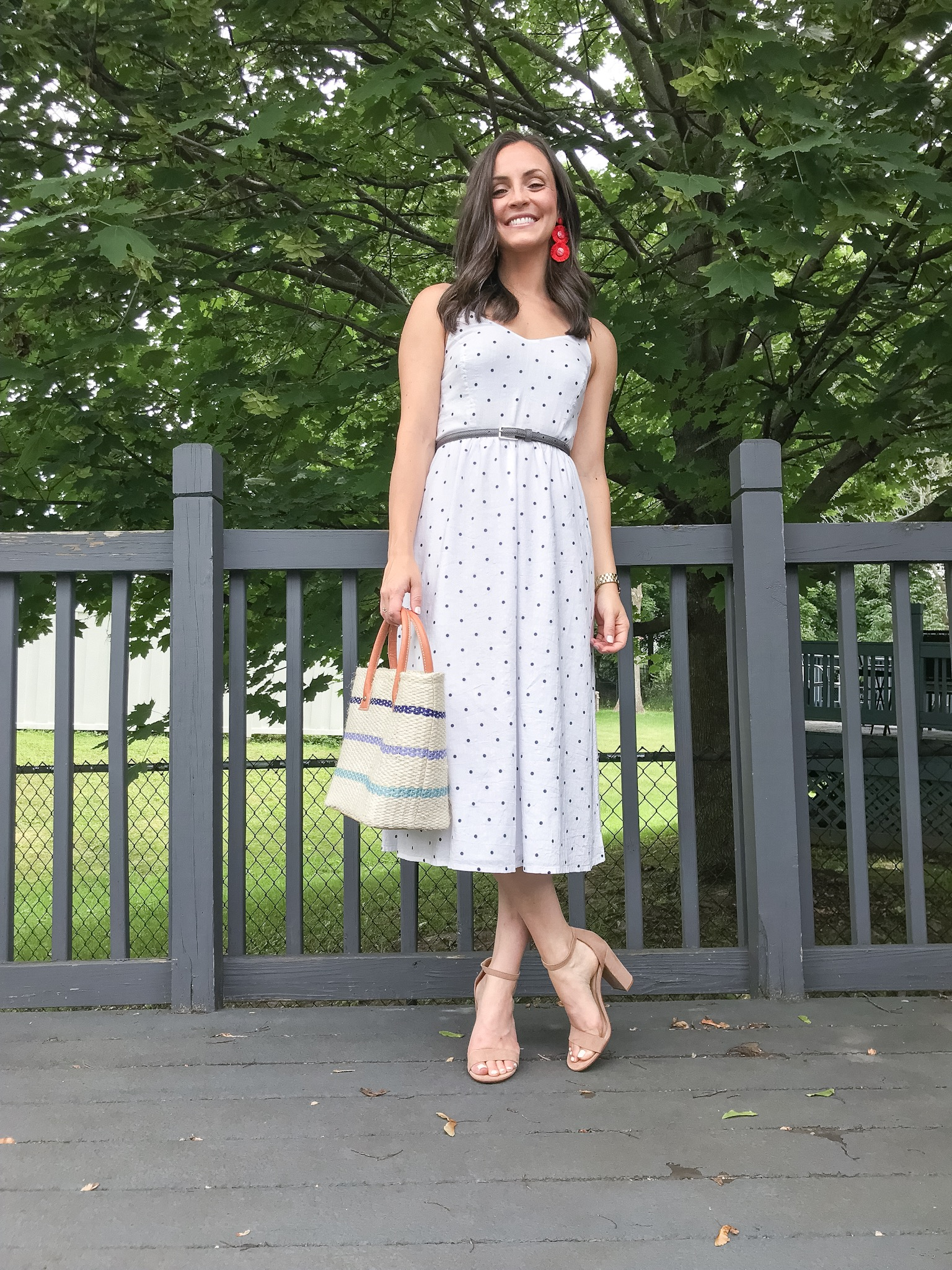 4th of July Outfit Ideas - The Life She Wanders